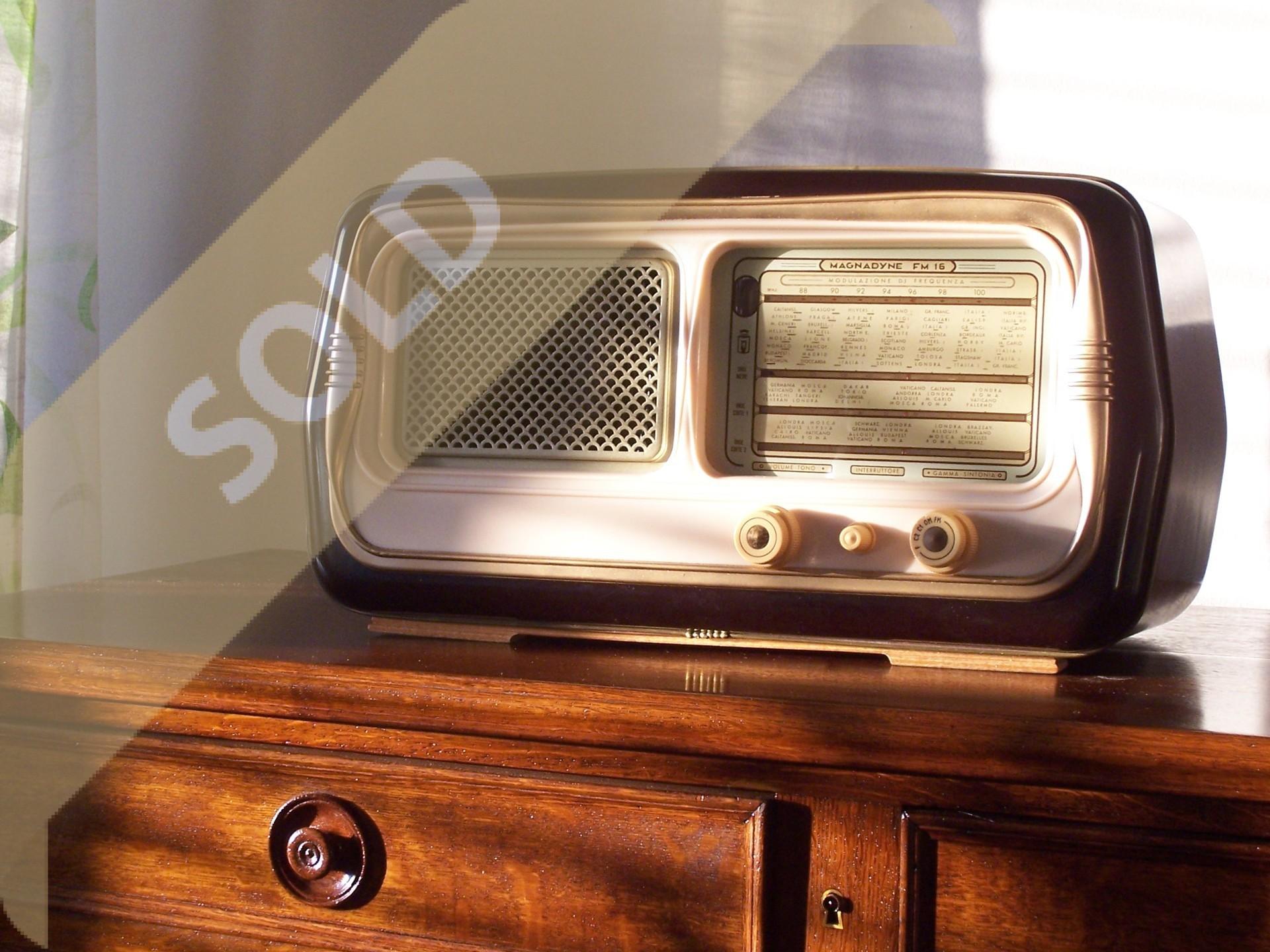 Magnadyne FM16 01