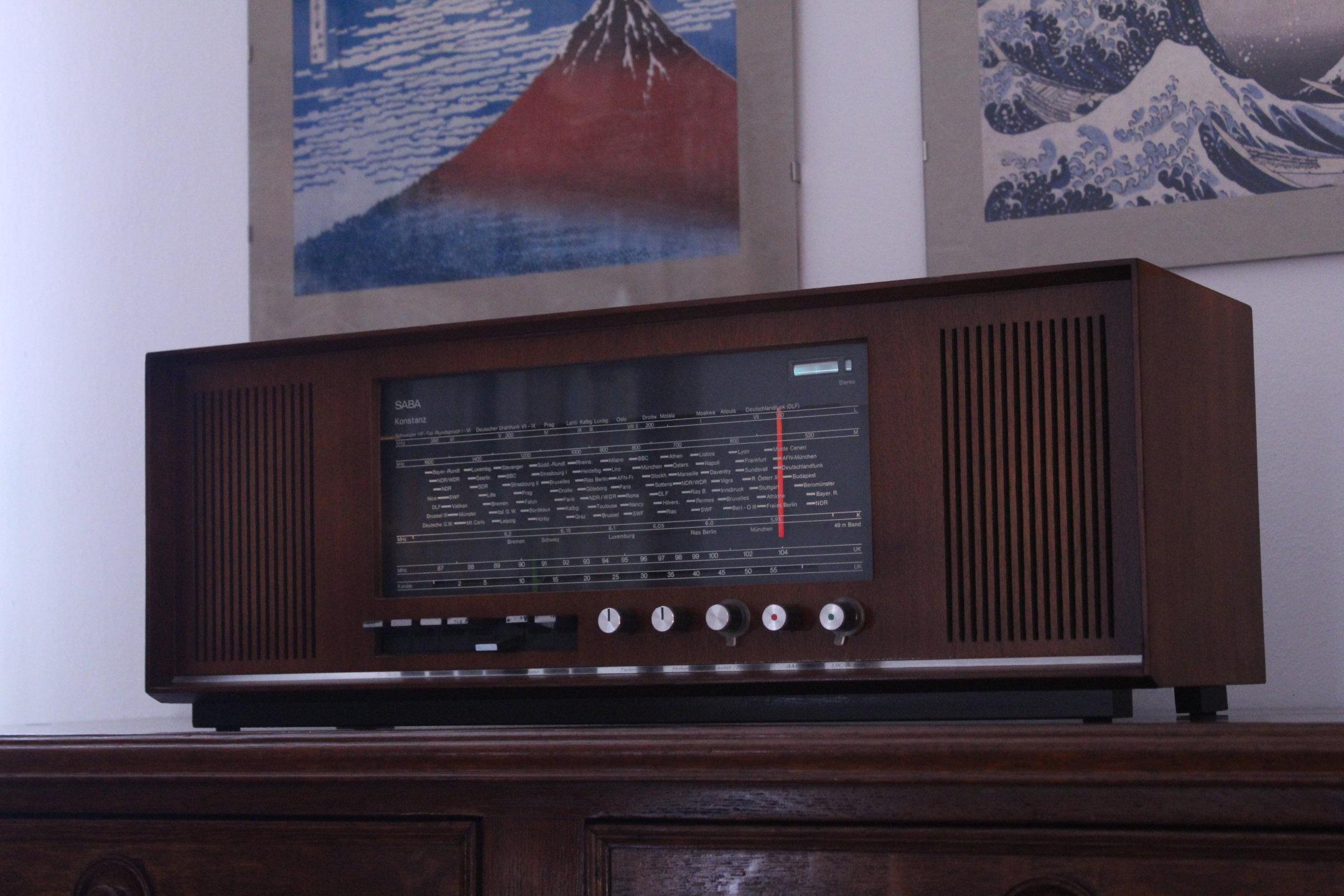 Saba Konstanz Stereo KN18 11