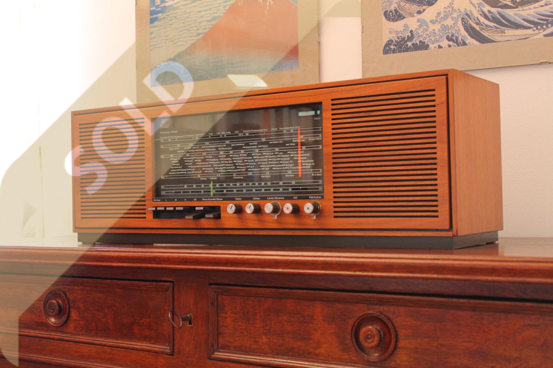 Saba konstanz Stereo E 01
