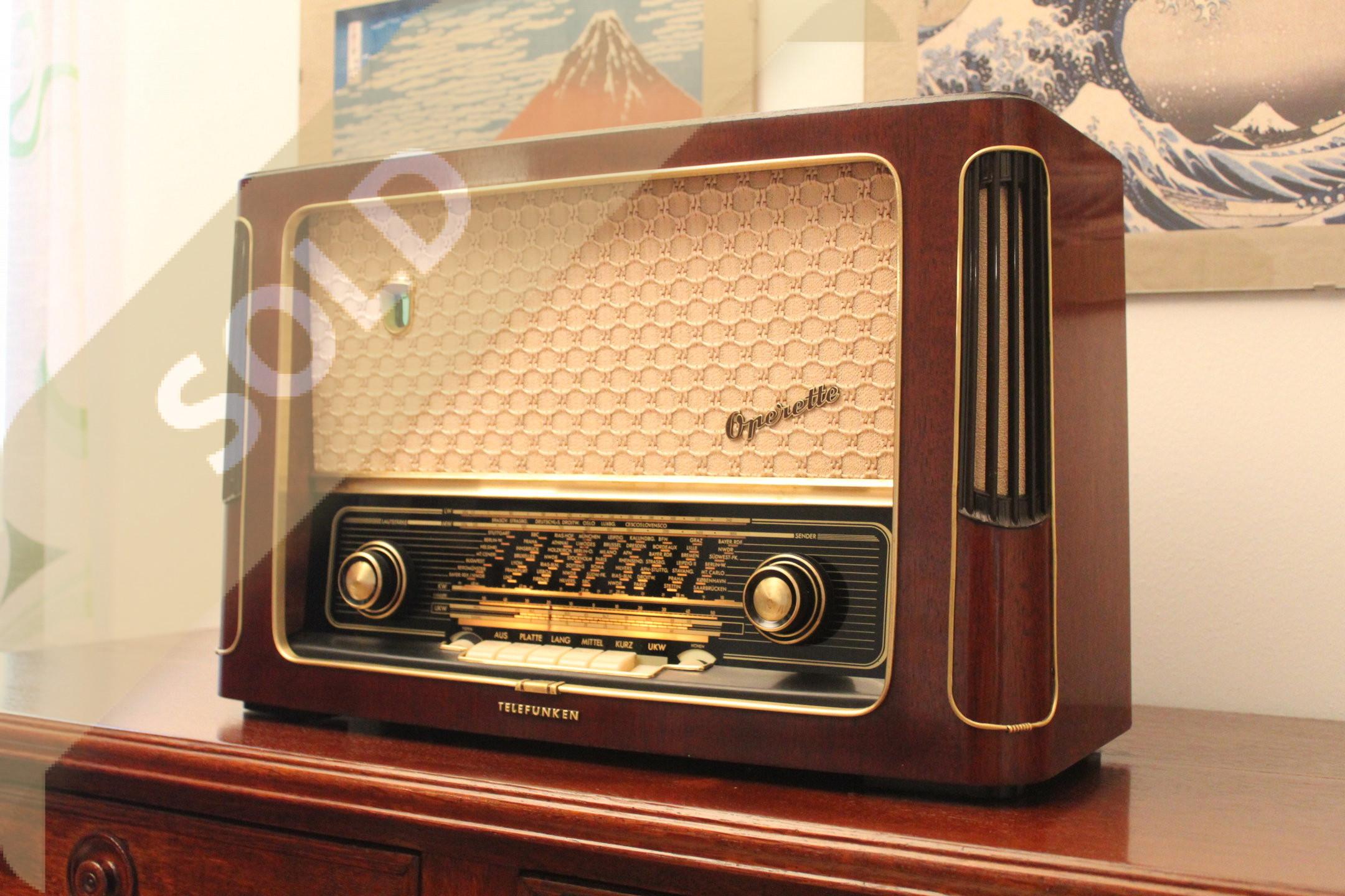 Telefunken Operette 6