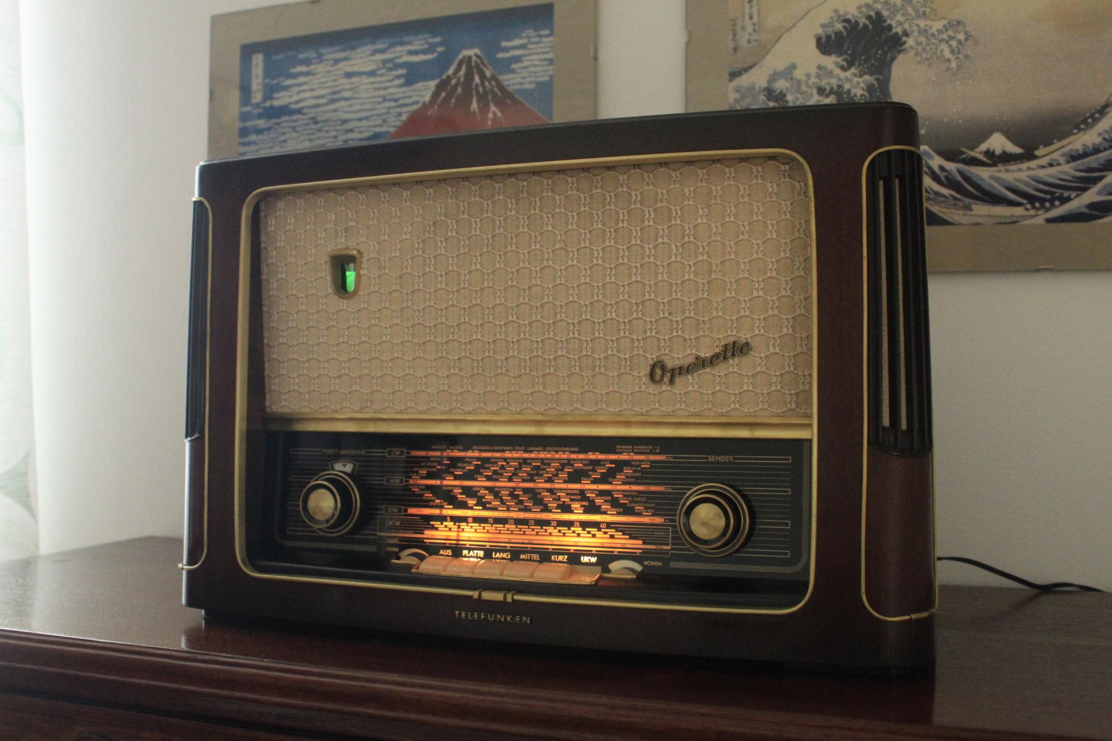 Telefunken Operette 7 12