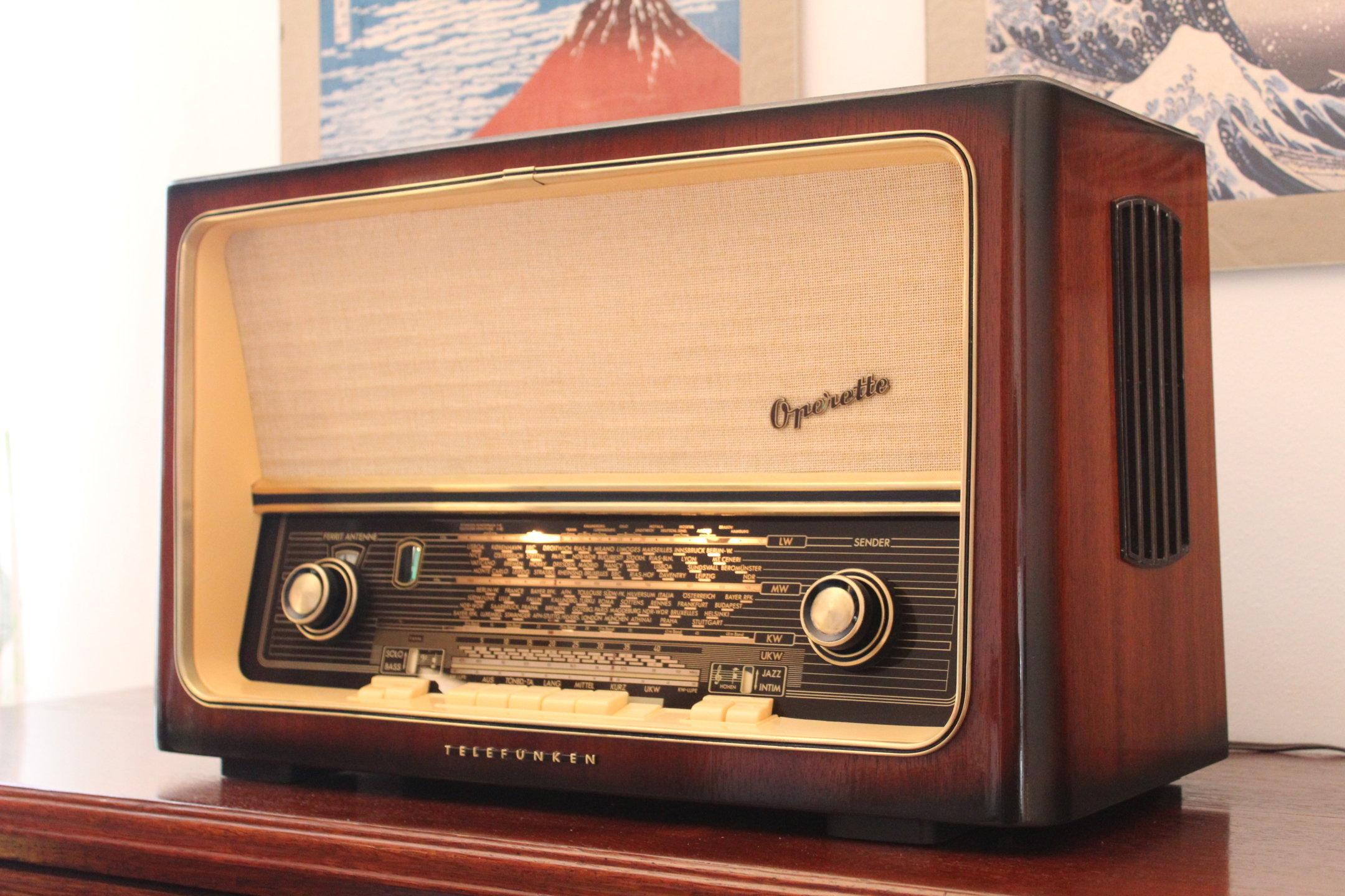 Telefunken Operette 8