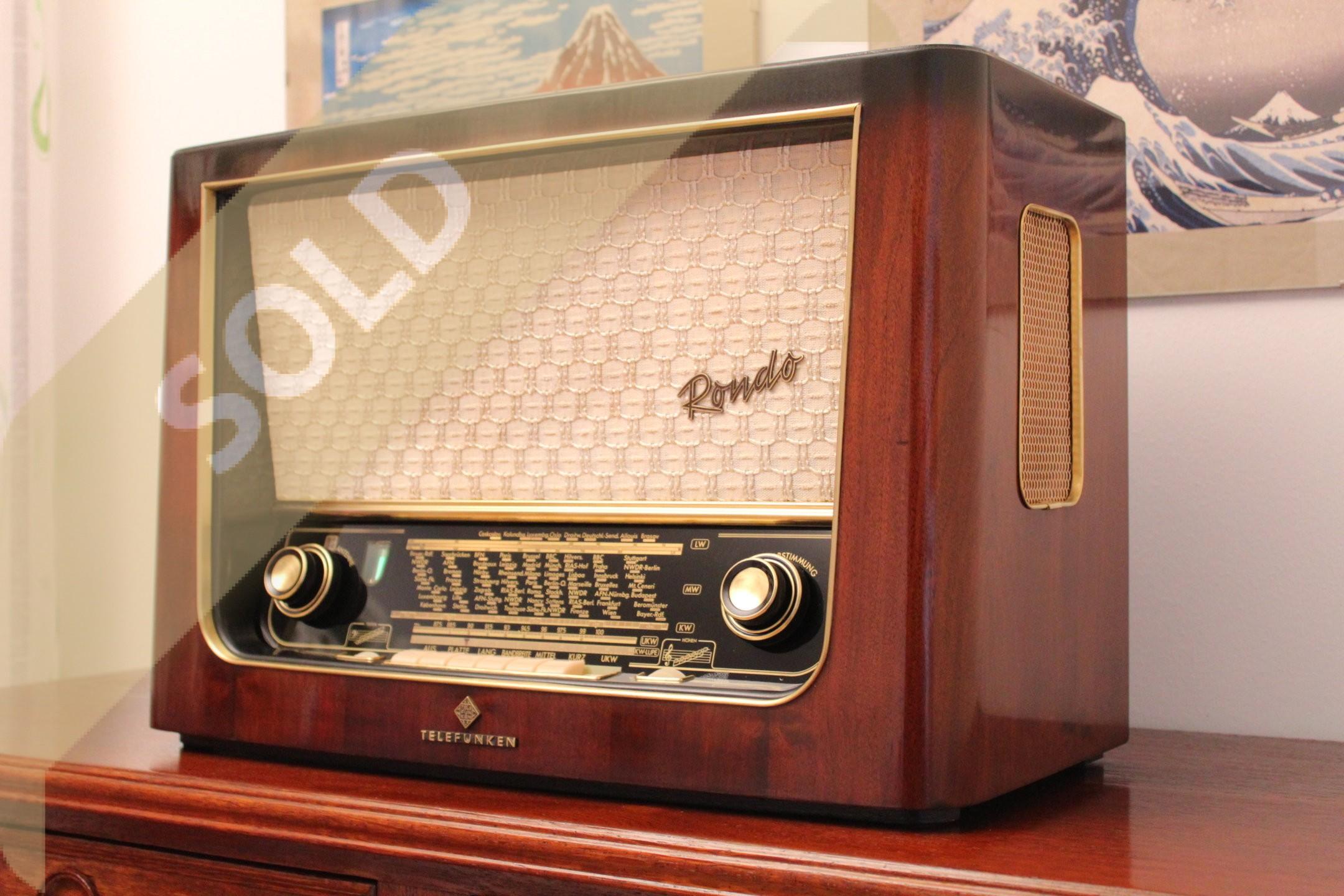 Telefunken Rondò 55 01